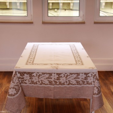 Nappe de table COLONIAL