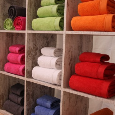 Bath towel set DOURO
