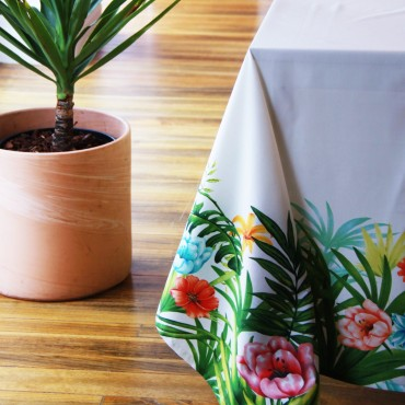 Tablecloth FLORA