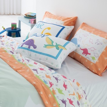 Bed sheet set DINO