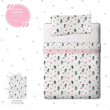 Bed sheet set MINNIE