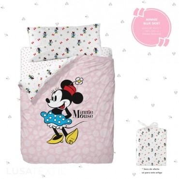 Duvet cover set MINNIE