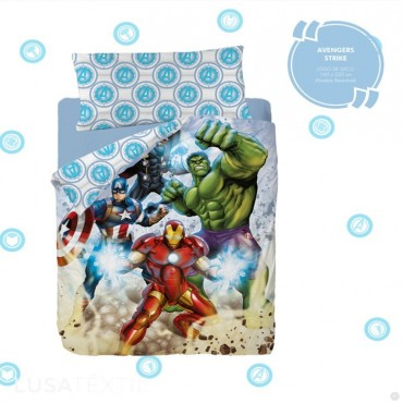 Duvet cover set AVENGERS
