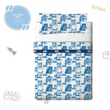 Bed sheet set SATARS WARS