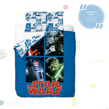 Duvet cover set STARS WARS
