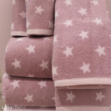 Bath towel set ESTRELA