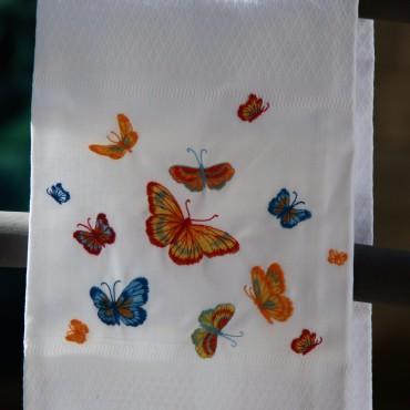 Dish towel BORBOLETAS