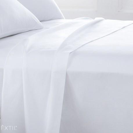 Drap secteur hôtelier | 50% coton - 50% polyester 50% algodão - 50% poliéster