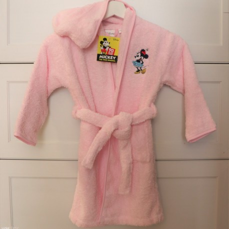 Bath Robe MINNIE (Original)