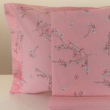 Bed sheet set CEREJEIRA | SANPEDRO