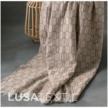 Wool blanket LANNI