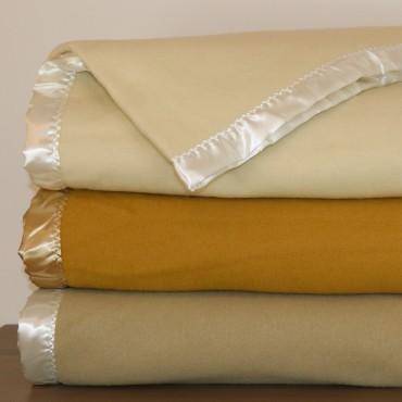 Manta de cama en lana PORTUGAL