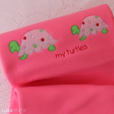Manta bebé MY TURTLES | PIUBELLE
