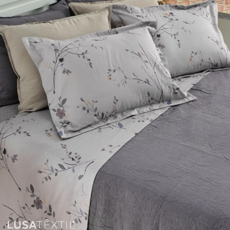 Laminated flannel bedding set SABROSA | Asa by Lameirinho