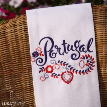 Dish towel PORTUGAL