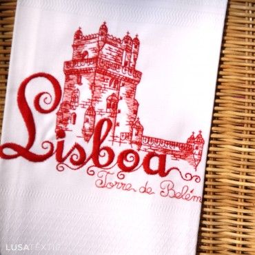 Dish towel LISBOA
