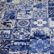 Tablecloth AZULEJO