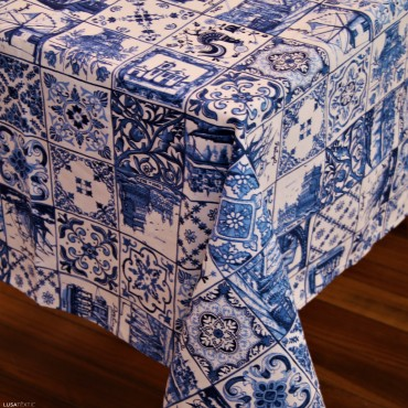 Nappe de table AZULEJO
